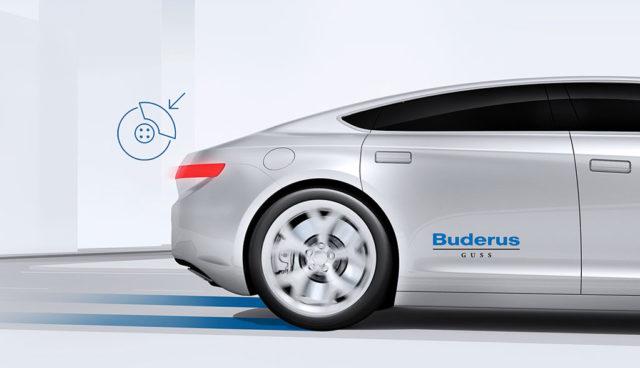 Bosch-iDisc-Elektroauto