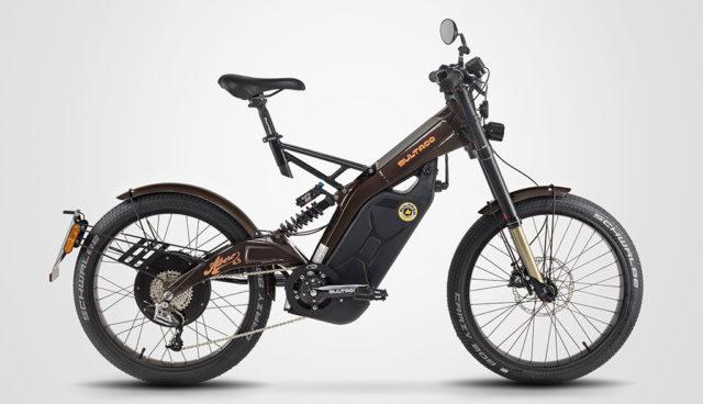 """Kommt 2018: """"Moto-Bike"""" Bultaco Albero  mit 100 Kilometern Reichweite"""