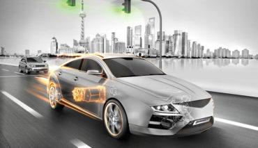 Continental-Elektroauto