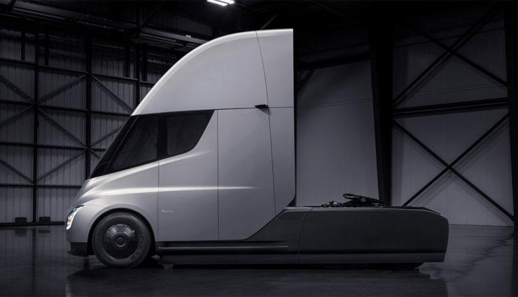 Deutsche Post DHL bestellt 10 Tesla Trucks