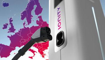 IONITY-Ladestationen-Elektroauto