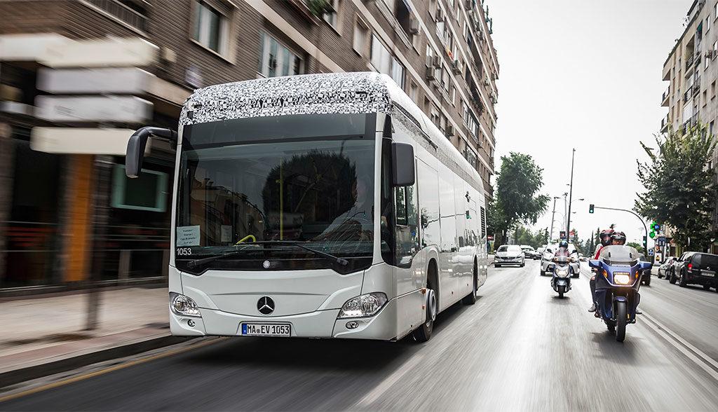 Mercedes-Benz-Elektro-Bus-Citaro