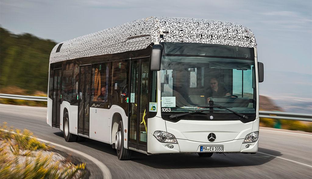 Mercedes-Elektro-Bus-Citaro