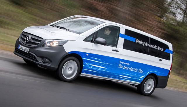 Mercedes-eVito-Elektroauto-Transporter