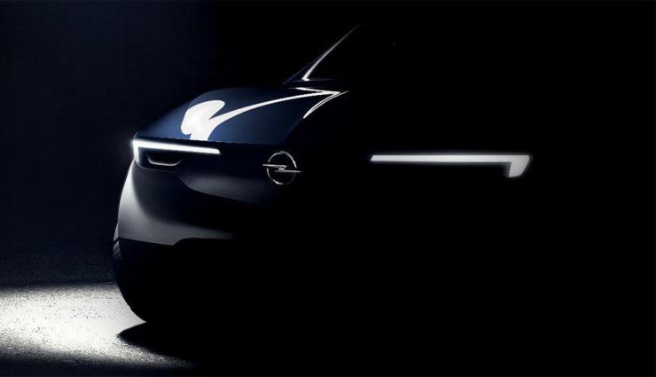 Opel-Elektroauto-SUV