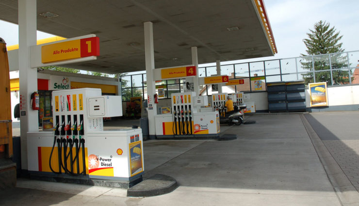 Shell tritt Ionity bei
