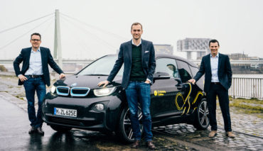 Sixt-Elektroauto-BMW-i3-Yello