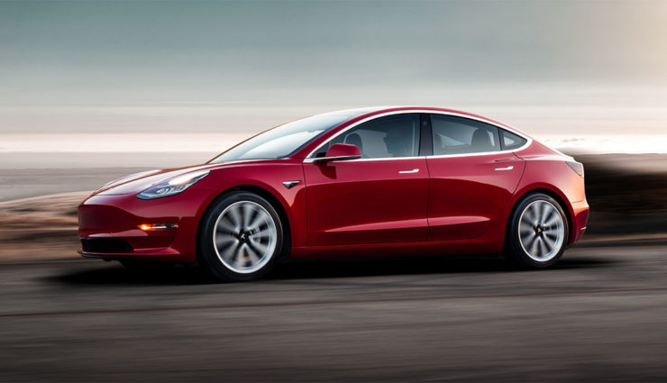 tesla model 3 reichweite gr er als gedacht. Black Bedroom Furniture Sets. Home Design Ideas