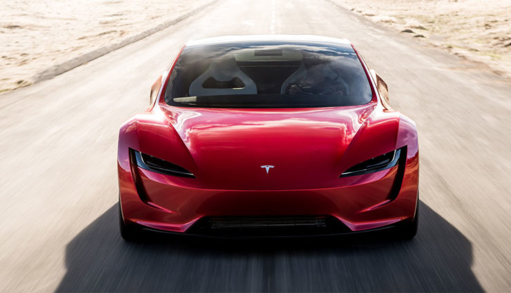 Neuer Tesla Roadster kommt 2020