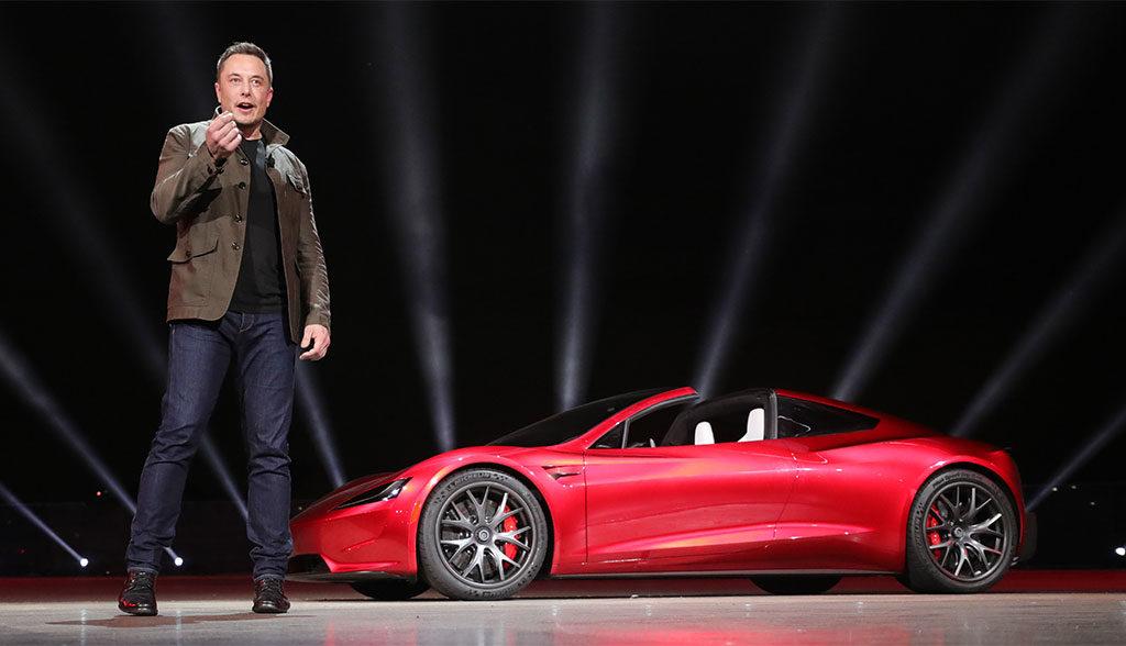 Tesla-Roadster-Raketentechnik