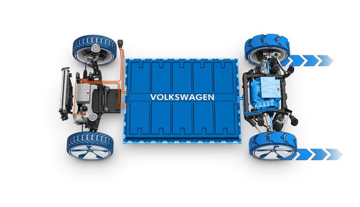 Volkswagen-Entwicklungschef stellt Elektroauto-Zellfertigung in Frage