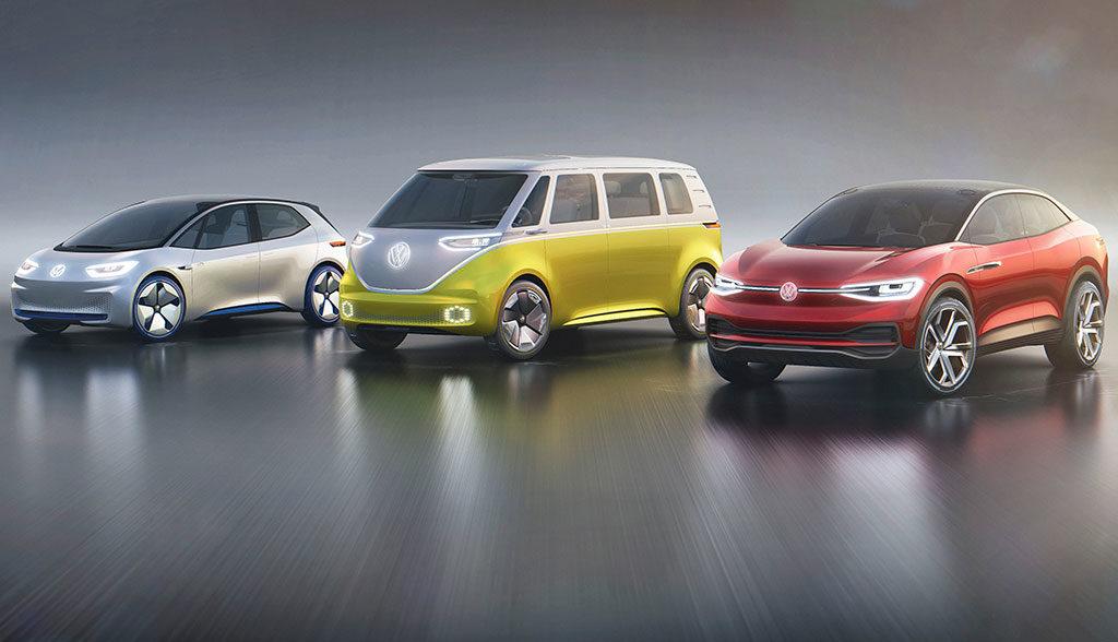 VW-Elektroauto-Investitionen