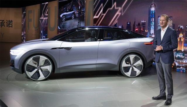 Markenchef Diess: VW hat Nachholbedarf bei Digitalisierung und E-Mobilität