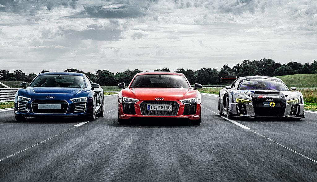 Audi-Elektroauto-Sportwagen