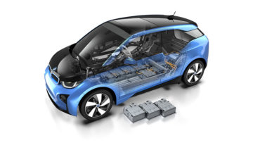 BMW-Elektroauto-Batterie-Produktion