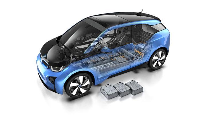 BMW-Elektroauto-Batterie-Produktion