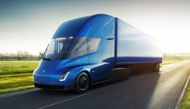 Anheuser-Busch und Sysco bestellen 90 Tesla Trucks