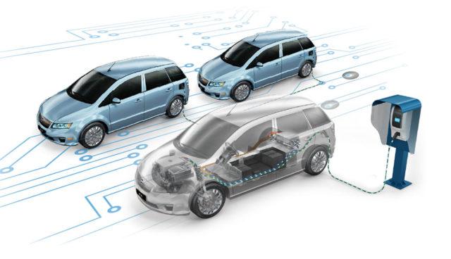 China investiert Milliarden in Elektroauto-Infrastruktur