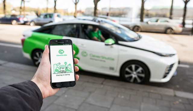 """Elektroauto-Carsharer CleverShuttle: Die rasante Entwicklung hat uns selbst überrascht"""""""