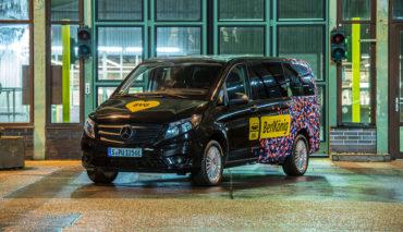 Daimler-Berlin-ViaVan-Elektroauto