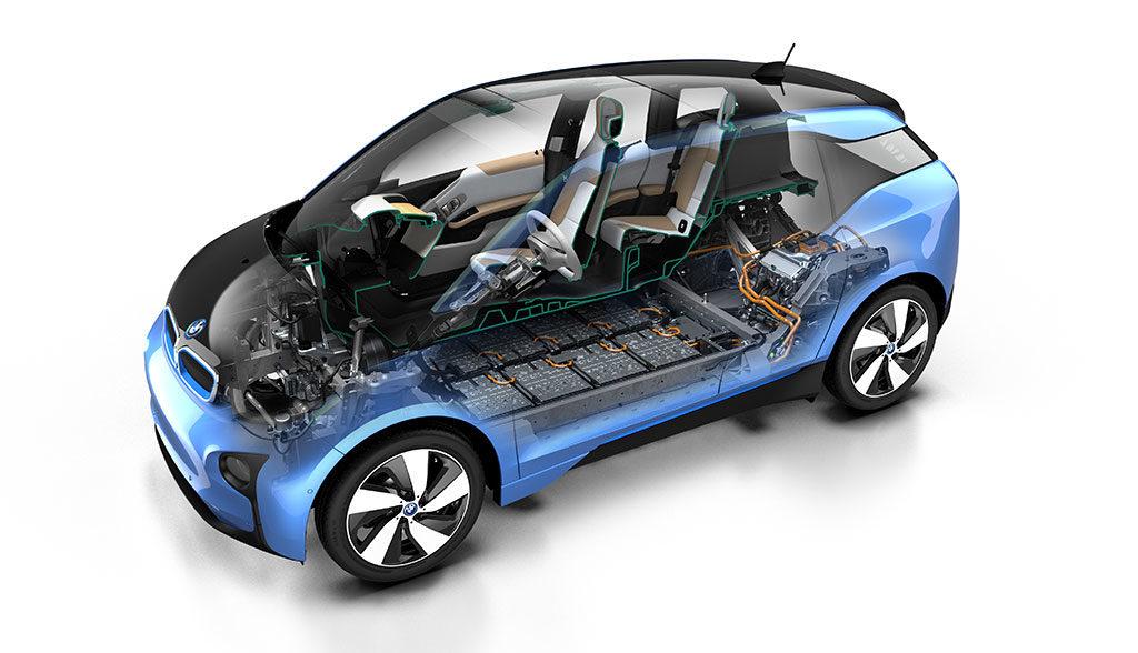 Elektroauto-Gewicht-Reichweite