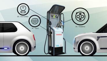 Honda-Elektroauto-bidirektionale-Ladetechnologie