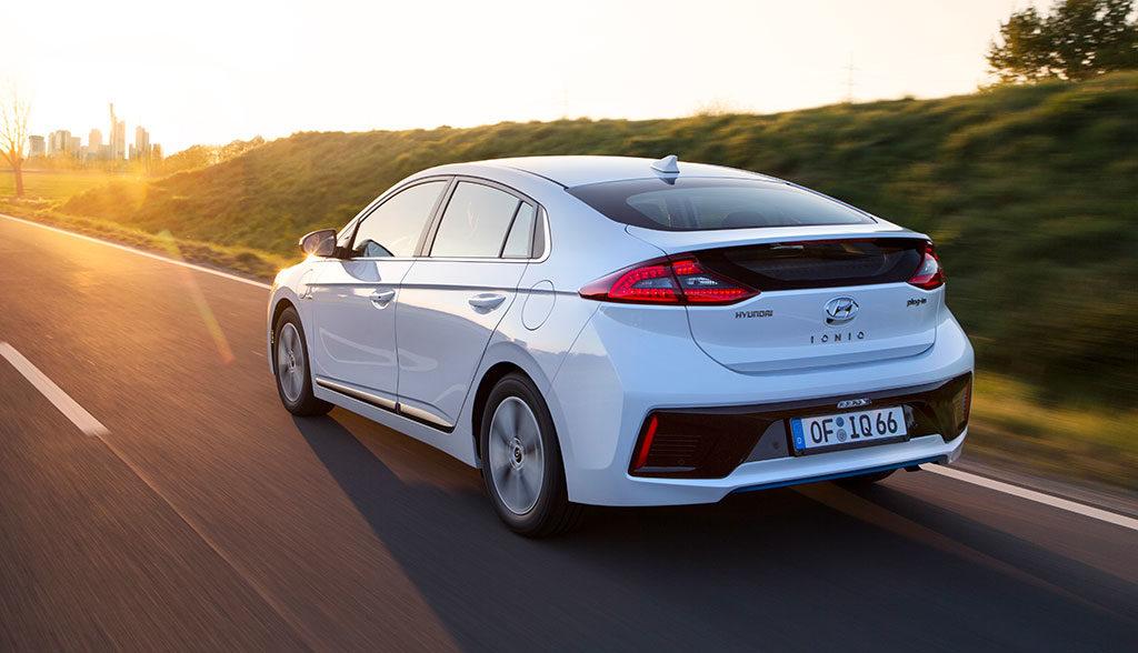 Hyundai-Kia-Elektroauto