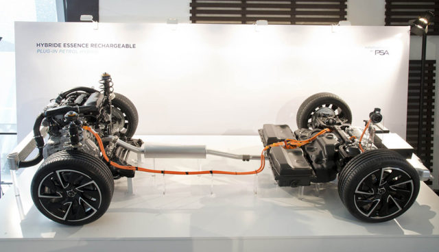 PSA will seine Elektroauto-Motoren selbst bauen