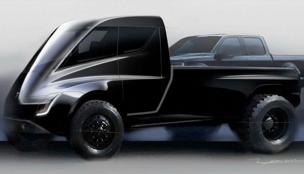 Tesla-Chef stellt klar: Pickup-Truck kommt nach Model Y
