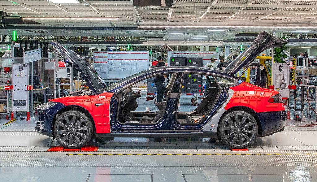 Tesla-Produktion-Qualitaet