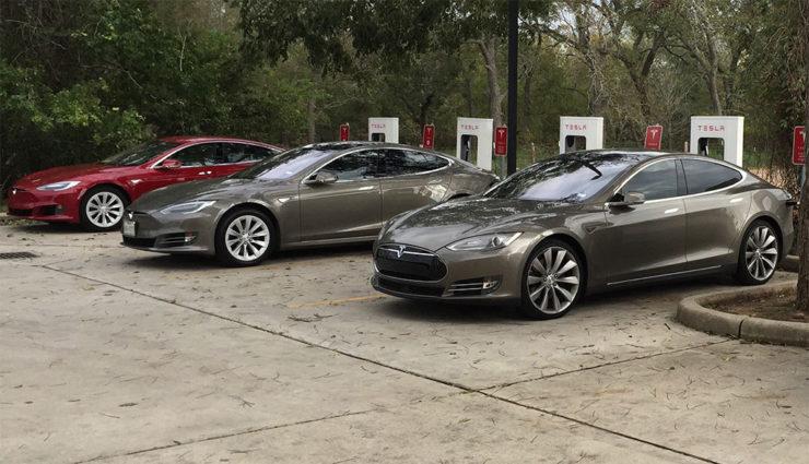 """Tesla untersagt """"kommerzielle"""" Supercharger-Nutzung"""