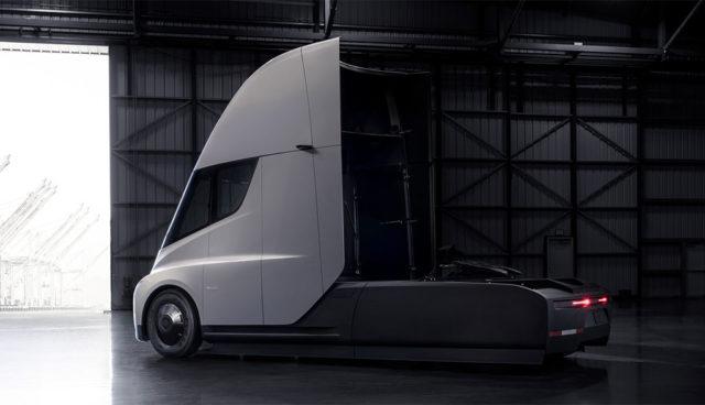 Lkw-Chef verrät weitere Details zum Tesla Truck