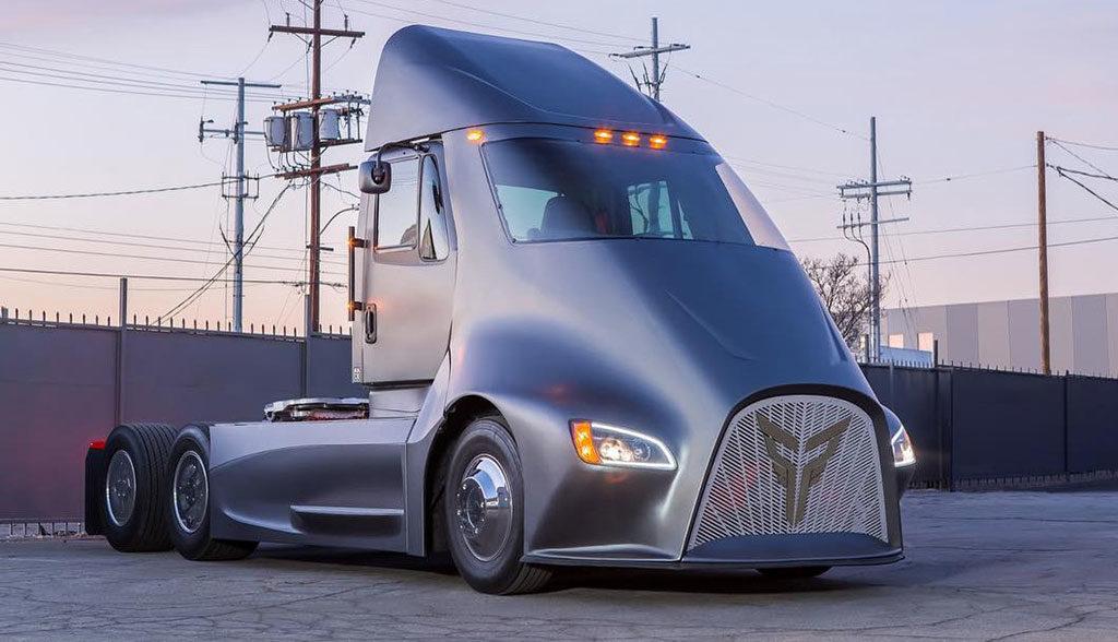 Thor-Elektro-Truck-Lkw