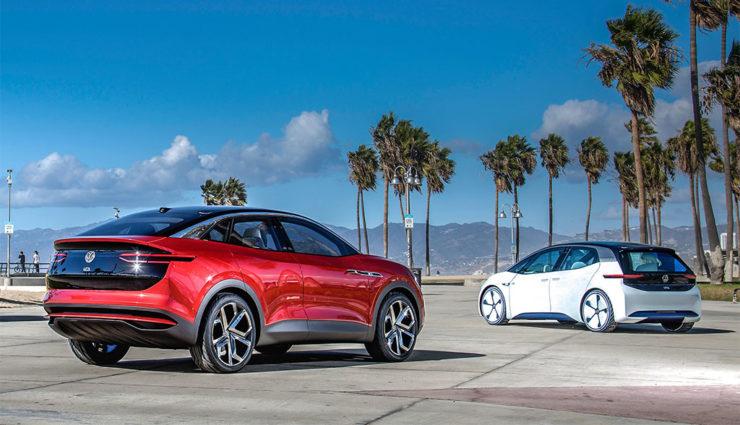 VW-Elektroauto