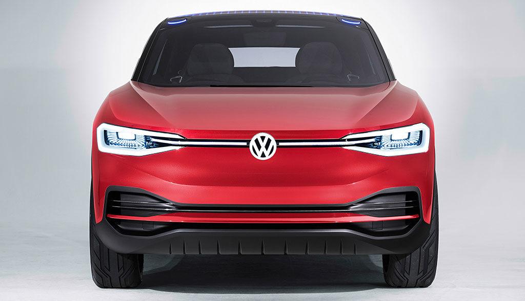 vw zwei neue elektroauto suv bis 2020 eines mit. Black Bedroom Furniture Sets. Home Design Ideas