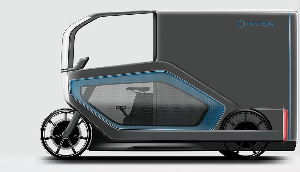 VW-Tretbox-Elektro-Fahrrad