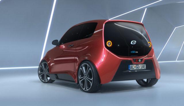 """Elektroauto-Startup e.GO Mobile: """"Man fährt nicht zum Tanken, man tankt beim Parken"""""""