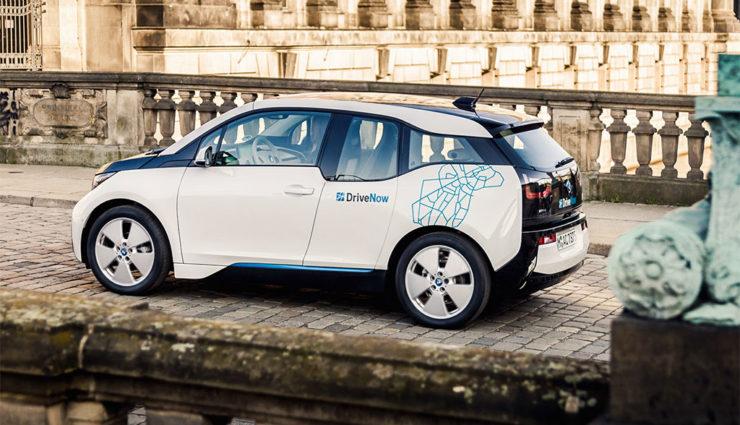 BMW übernimmt Drive Now komplett