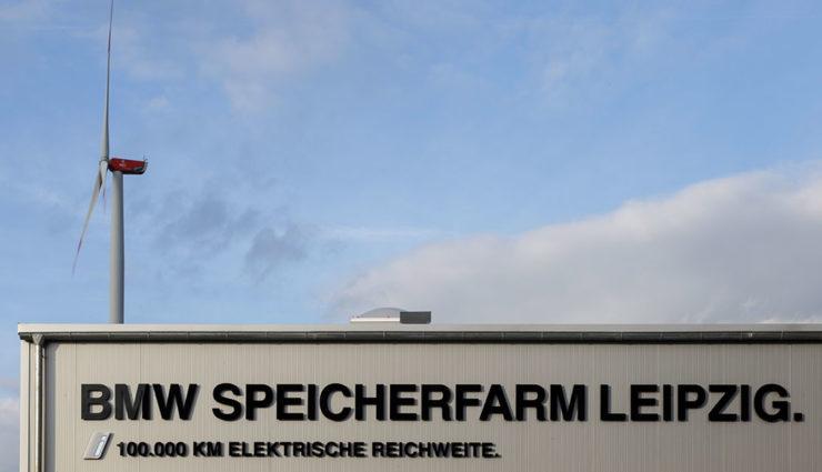 """BMW-Speichersysteme: """"Ganzheitliche Lösungen im Kontext der Elektromobilität"""""""