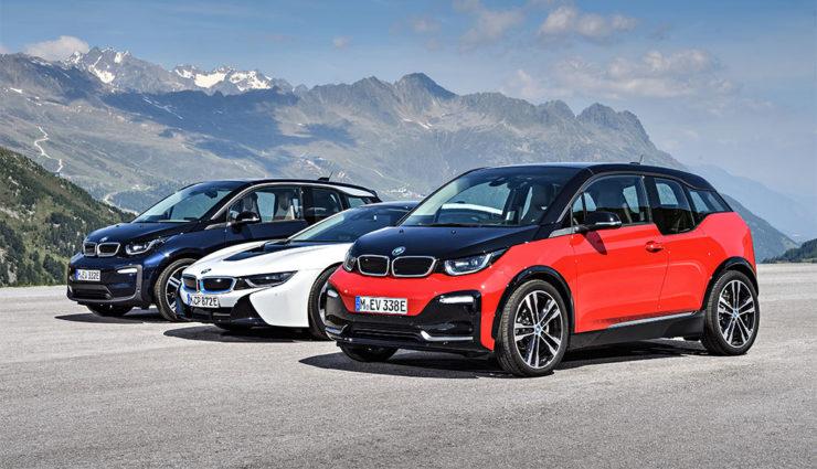 """BMW: 2017 war """"ein starkes Jahr für die Elektromobilität"""""""