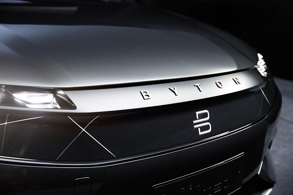Byton fordert auf CES deutsche Autobauer heraus