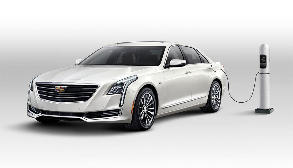 Cadillac-Elektroauto