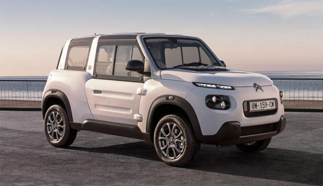 Citroën E-Méhari: Spaß-Elektroauto jetzt mit Hardtop und mehr Ausstattung
