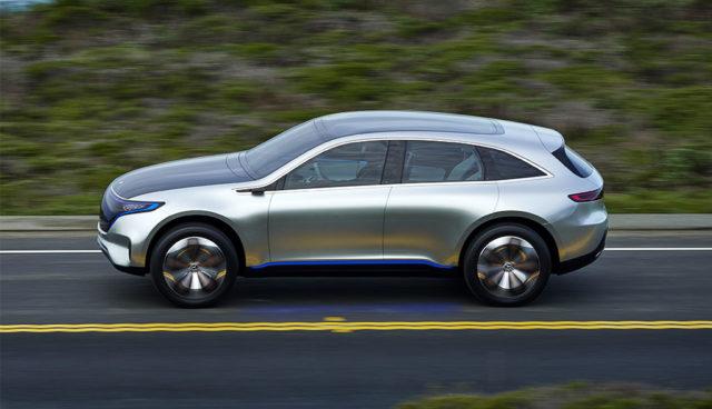 Daimler: CO2-Ziele trotz Elektroautos in Gefahr?