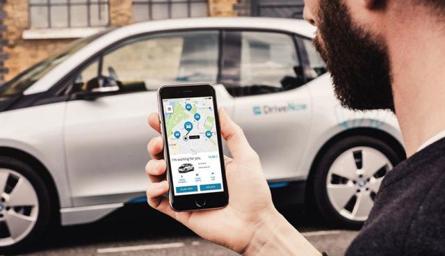 DriveNow zieht Carsharing-Bilanz für 2017