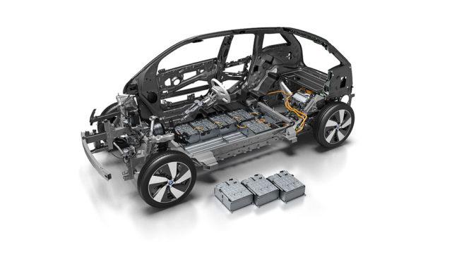 Elektroauto-Batterie