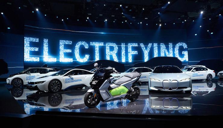 Elektroauto-Zulieferer-Studie