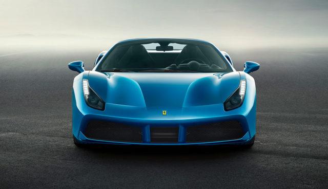 Ferrari baut Elektroauto-Supersportwagen