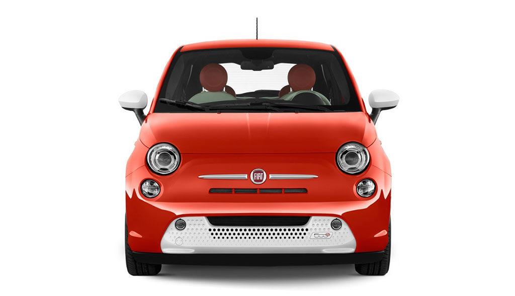 Fiat-Elektroauto