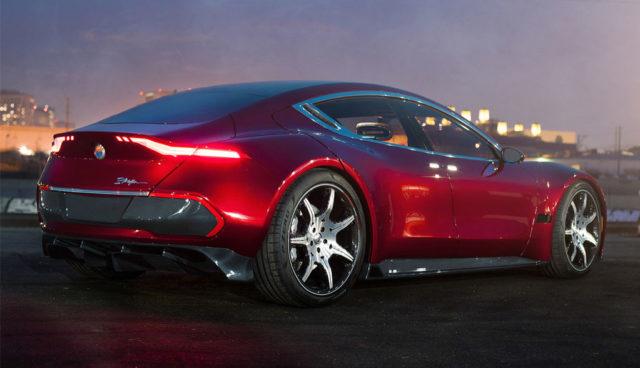 Fisker stellt 640-Kilometer-Elektroauto EMotion vor